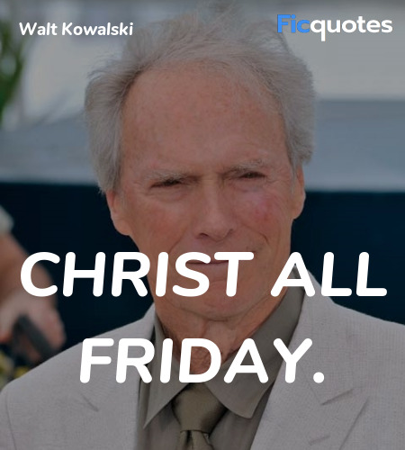 Christ all Friday. image
