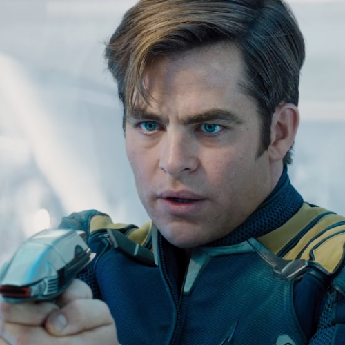 Captain James T. Kirk