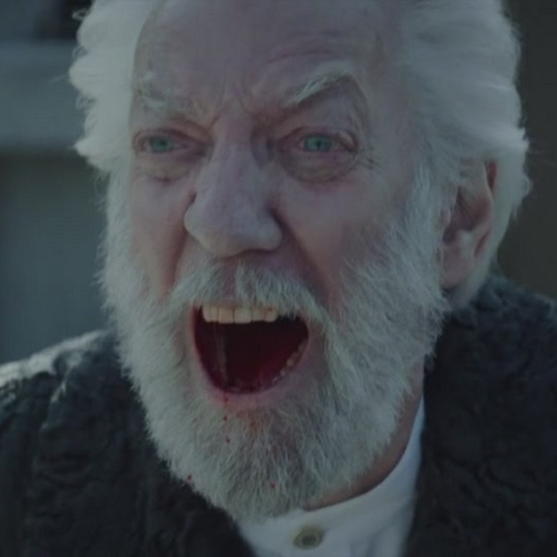 President Snow Quotes - The Hunger Games: Mockingjay ...