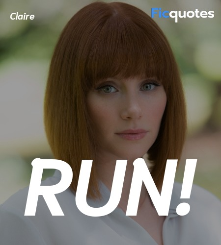 Run quote image