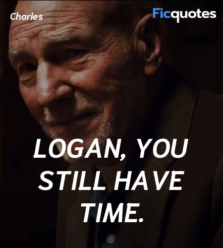 Logan, you still have time quote image