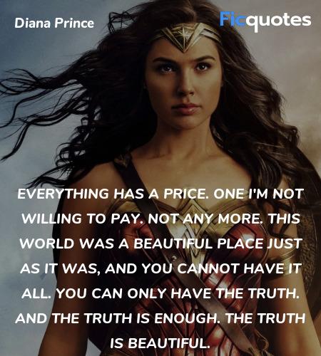 Diana Prince in Wonder Woman 1984 (2020)