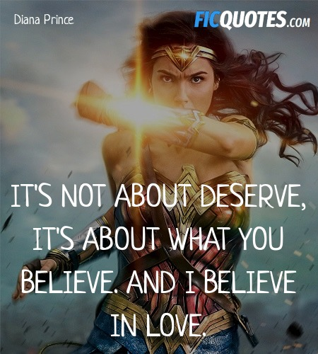 Diana Prince Quotes