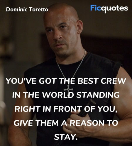 Fast Furious 6 2013 Quotes Top Fast Furious 6 2013 Movie Quotes