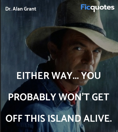 Either way... you probably won't get off this island alive. image