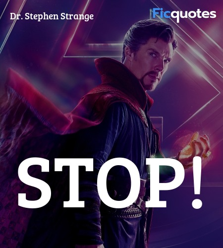 Stop quote image