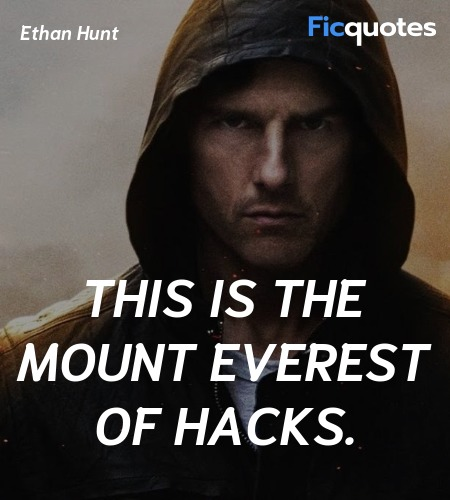 This is the Mount Everest of hacks. image