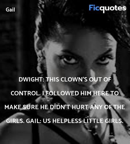 Us helpless little girls quote image