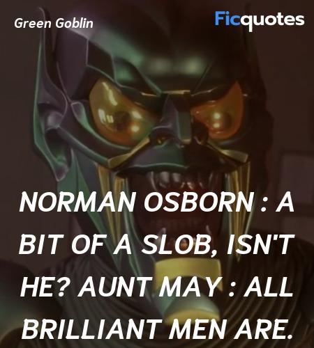 All brilliant men are quote image