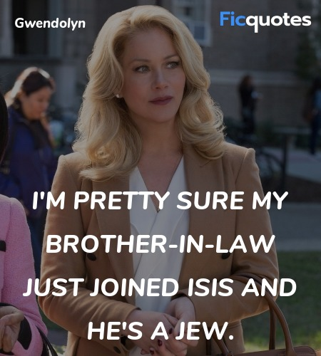 I'm pretty sure my brother-in-law just joined ISIS... quote image