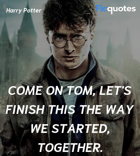 harry potter and the deathly hallows part quotes top