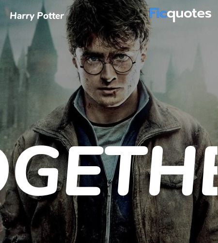 Together quote image