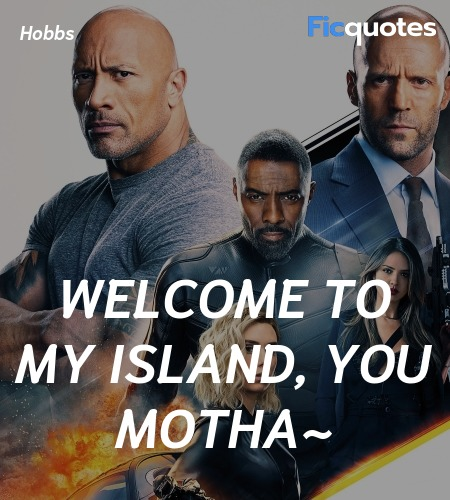 Welcome to my Island, you Motha~ image