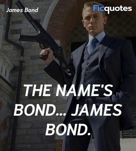 James Bond in Casino Royale (2006)