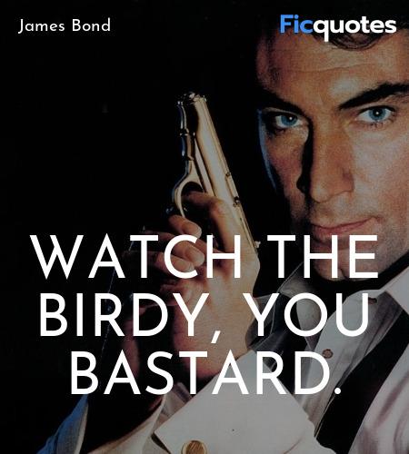 James Bond in Licence to Kill 1989