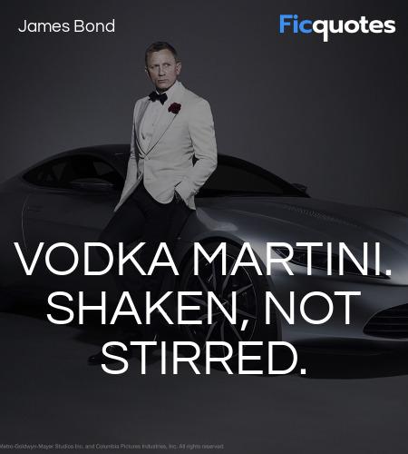 James Bond in Spectre 2015