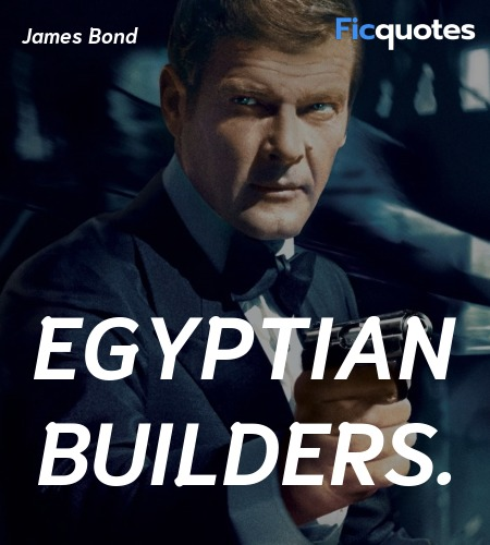 Egyptian builders quote image