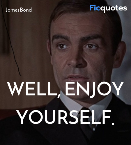 James Bond in You Only Live Twice (1967)