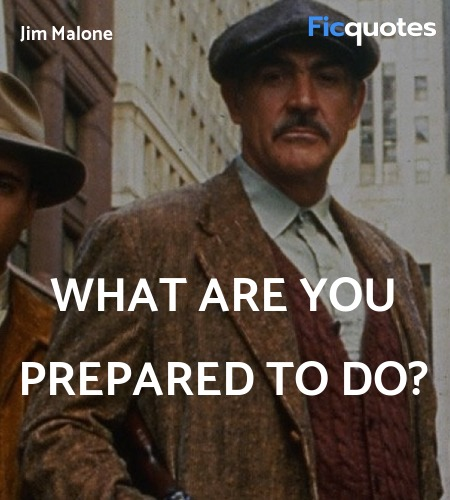what are you prepared to do quote image