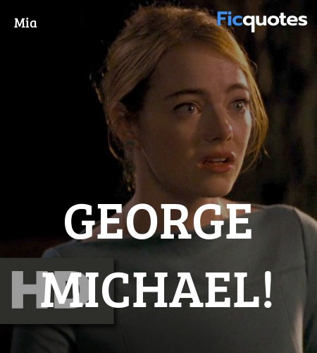 George Michael quote image