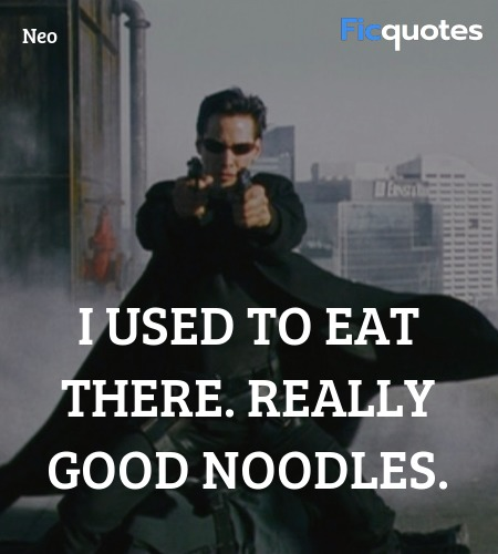 I used to eat there. Really good noodles quote image