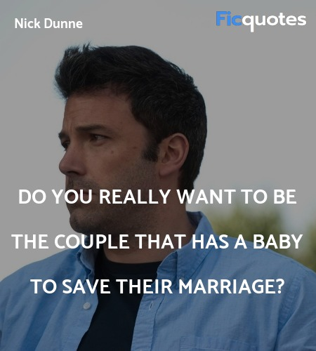 Do you really want to be the couple that has a ... quote image