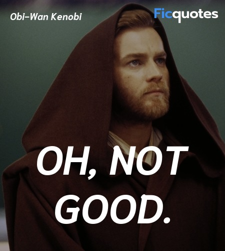 Oh, not good quote image