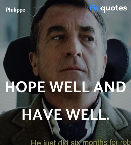 Hope well and have well quote image