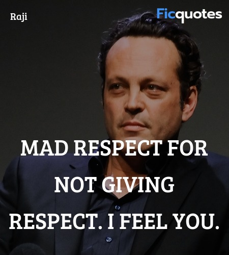 Mad respect for not giving respect. I feel you. image
