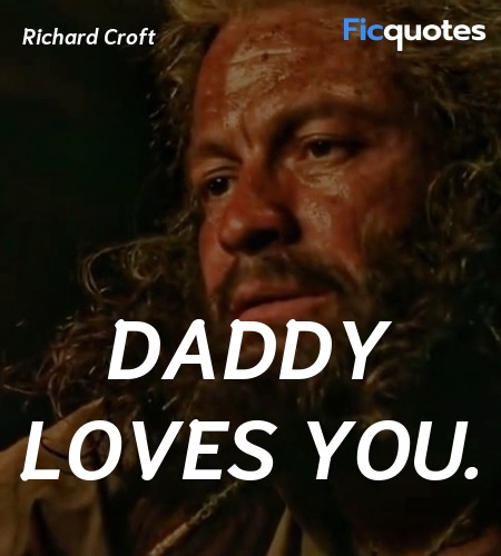 Daddy loves you. image