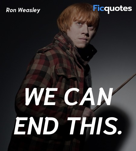 We can end this quote image
