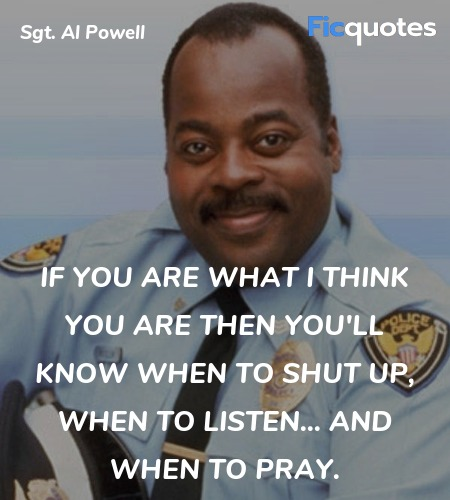 If you are what I think you are then you'll know ... quote image