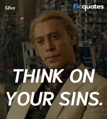 Think on your sins quote image
