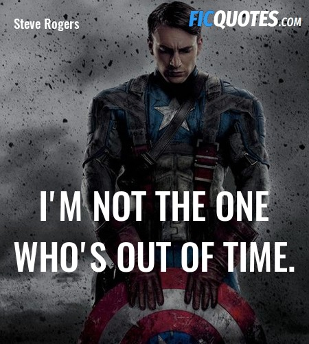 I'm not the one who's out of time. image