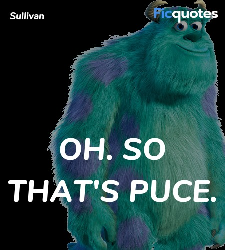 Oh. So that's puce quote image