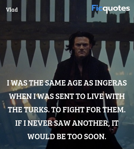 I was the same age as Ingeras when I was sent to ... quote image
