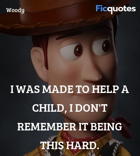 I was made to help a child, I don't remember it being this hard. image