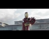 Ant-Man: Oh, you're going to have to take thi Tony Stark (Iron Man) quote video
